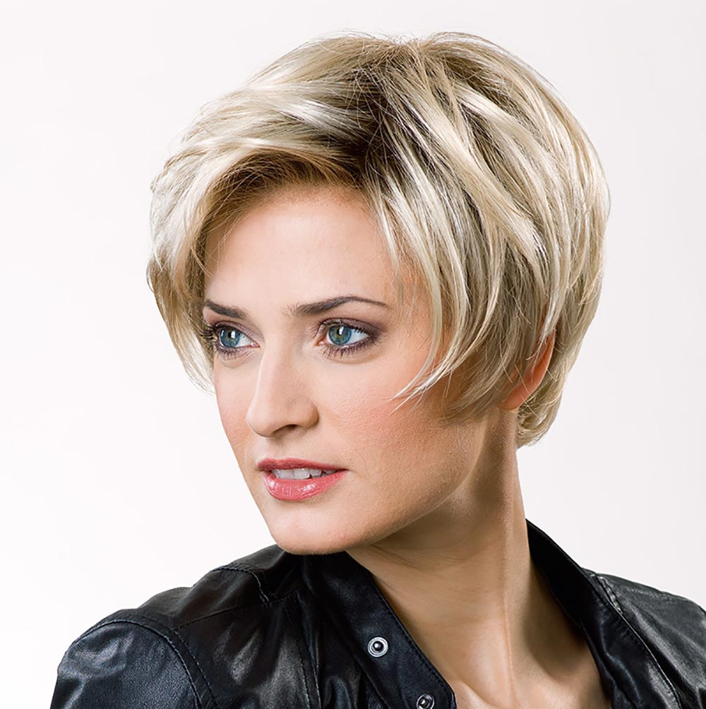 Die Modefrisur - Haarersatz Echthaar